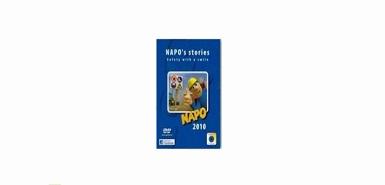 DVD Napo's stories sur la sécurité gratuit