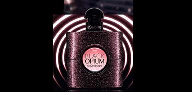 Recevez l'échantillon de la Dose parfum Black Opium chez Nocibé