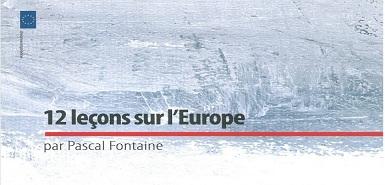 Obtenez la brochure gratuite «12 leçons sur l'Europe»