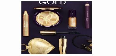Testez gratuitement la gamme de maquillage Gold