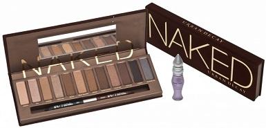 Obtenez une palette de maquillage Nude gratuitement