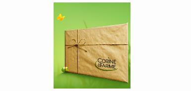 Recevez 3 échantillons gratuitement chez Corine de Farme