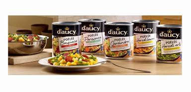 Les Poëlées légumes D'Aucy à tester gratuitement