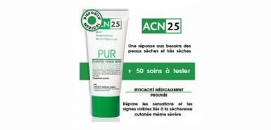 Promotion Beauté-Addict, testez l'ACN-PUR