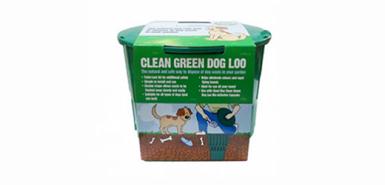 Clean Green Dog Loo à tester gratuitement