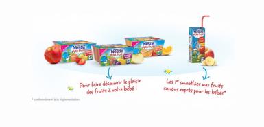Test de produit : les P'tits fruits offerts