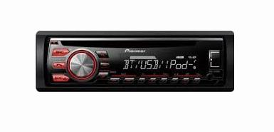 Recevez jusqu'à 30€ remboursés sur votre autoradio Pioneer DEH-4800BT