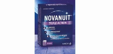 Le Novanuit Triple action(TRND) à tester gratuitement