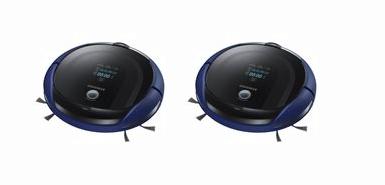 Obtenez jusqu'à 100€ remboursés pour l'achat d'un aspirateur robot Samsung
