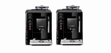 Obtenez jusqu'à 160€ remboursés pour l'achat d'un Bosch Tes50129RW Machine à espresso