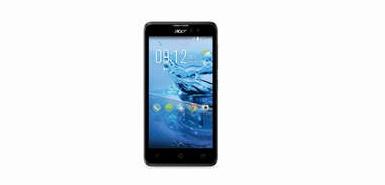 Bénéficiez de 30€ remboursés sur un Smartphone 5 '' Quad core ACER Z520 NOIR