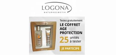 Lotion et Crème de jour Logona à tester sur Betrousse