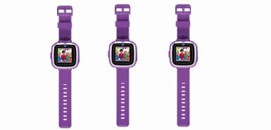 10€ remboursés sur une montre kidizoom smart watch ou kidizoom action cam achetée
