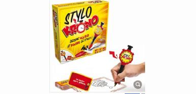 Jusqu'à 20€ remboursés pour l'achat des jeux  Stylo Krono, Esquissé