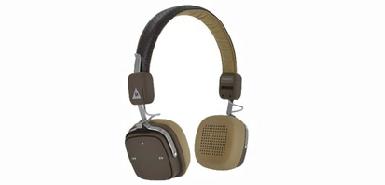 Profitez Jusqu'à 20€ remboursés sur un Casque Bluetooth Le Coq Sportif marron (Collection Premium)