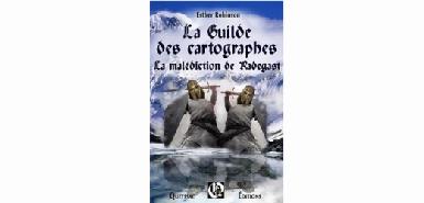 Jeu concours Cine-media : Un exemplaire du roman La Guilde des Cartographes
