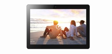 Jusqu'à 50€ remboursés sur un pour l'achat  d'une tablette LENOVO YOGA TAB 2 ou YOGA TAB 3