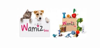 Test produit Consoanimo : Wamiz Box