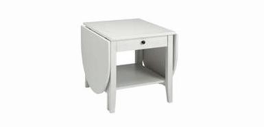 Jusqu'à 100% remboursés sur une Table basse BARISTA coloris blanc