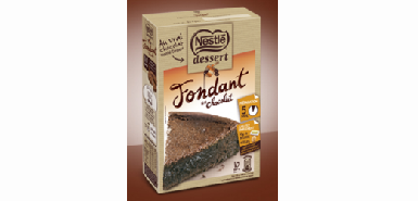 Test de produit Croquons la vie : Fondant Nestlé