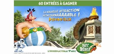 Promotion Psychologies : gagnez des invitations pourle parc Astérix