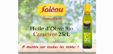 Une huile d'olive à tester gratuitement sur Sampleo