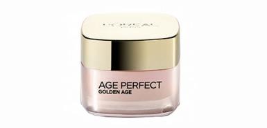 Testez gratuitement sur L'Oréal l'Age Perfect