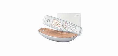 Recevez 30€ remboursés sur un Téléphone fixe sans fil avec répondeur design GIGASET CL750A GO BLANC ZEBRANO