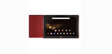 50€ de remboursement à l'achat d'un Iconia Tab 10 Tablette | A3-A40 | Rouge