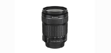 60€ remboursés sur un objectif photo CANON EF-S 18-135MM F/3.5-5.6 IS STM