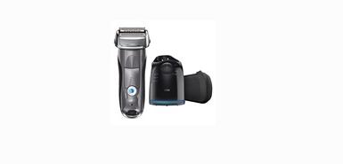 Recevez 50€ remboursés pour l'achat d'un Braun Series 7 rasoir électrique pour homme