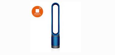 Obtenez 100€ remboursés sur un purificateur d'air DYSON COOL PURIFIER TOWER FAN IRON BLUE
