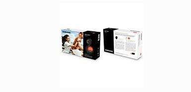 Recevez 50€ remboursés sur une montre connectée Samsung PACK GEAR SPORT + JBL 700