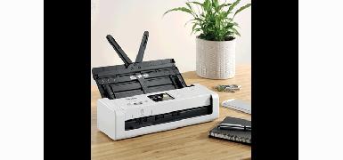Bénéficiez de 50€ remboursés sur le scanner Brother ADS-1700W