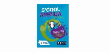Échantillon gratuit, Agenda S'Cool 2011