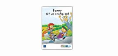 Echantillon gratuit: Livre Benny est un champion