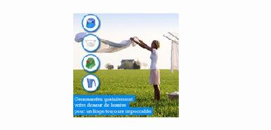 Bon plan offert: Doseurs de lessive prétraitants gratuits