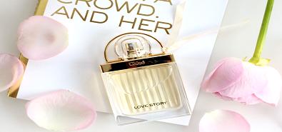 Profitez de 1000 Échantillons gratuitement du parfum Love Story de Chloé !