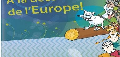Échantillon offert, le livre «À la découverte de l'Europe »