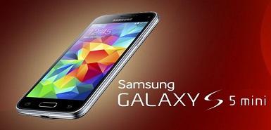 Bon plan Samsung : 30€ remboursés sur le Samsung Galaxy S5 mini