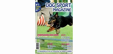 Bon plan Conso Animo: Dog Sport Magazine à tester