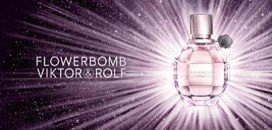 Obtenez un échantillon gratuit du parfum Viktor & Rolf