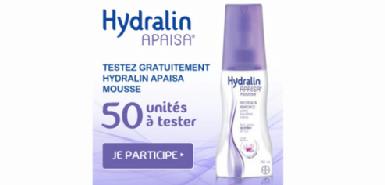 Testez le Hydralin Apaysa sur BeTrousse