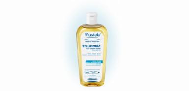 L'huile de bain Stelatopia de Mustela à tester