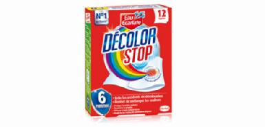 Testez les lingettes Decolor Stop gratuitement