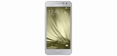 Recevez jusqu'à 30€ remboursés sur un Samsung Galaxy A3 SILVER