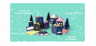 La box de Noël est en cadeau sur Ma Vie en Couleurs