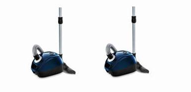 Profitez de 15% remboursés pour l'achat d'un aspirateur avec sac Bosch