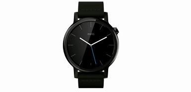 Profitez de 50€ remboursés sur une montre connectée  Motorola Moto 360 2ème génération commandée