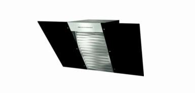 1 filtre à charbon offert pour l'achat d'une hotte DA6096 W blanche ou noire
